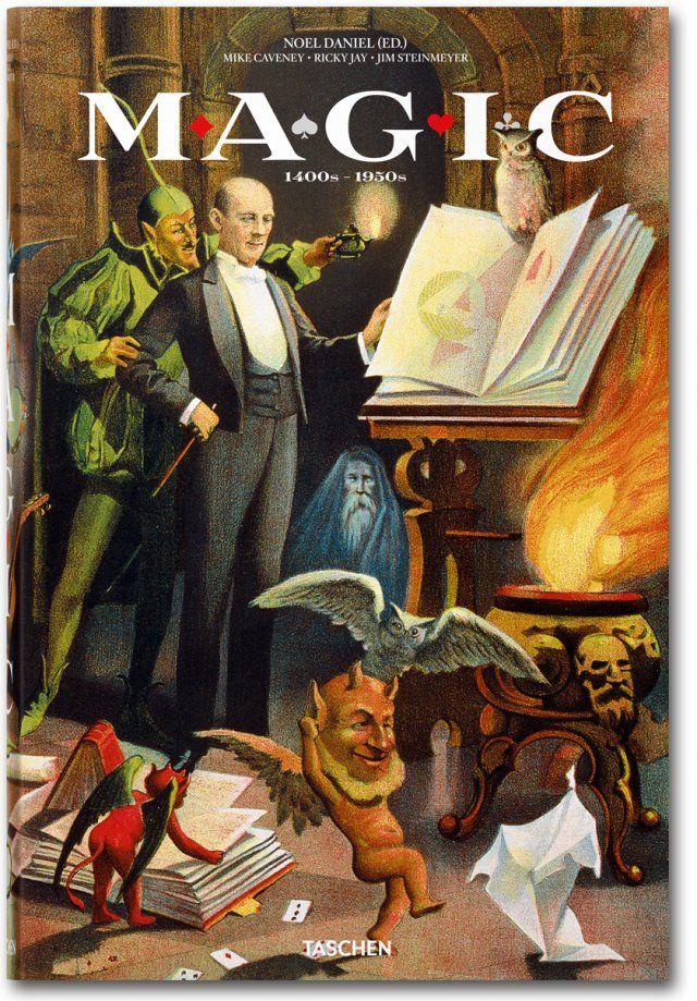 Magic 1400s–1950s. TASCHEN Books (TASCHEN 25 Edition)