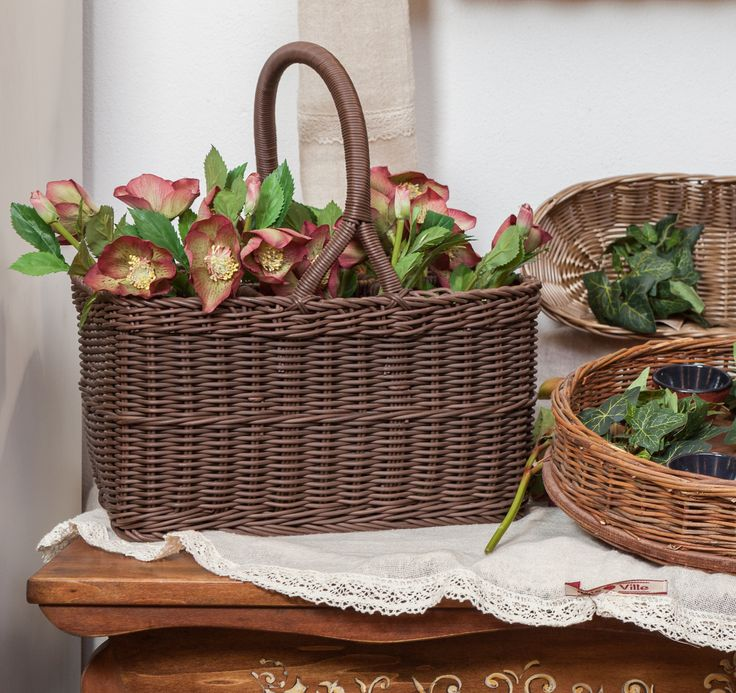 Baskets for lovely Gardeners - Enjoy each Moment of Spring while your Babies are Blooming