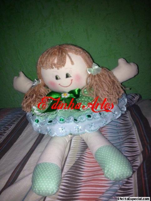 boneca porta treco
