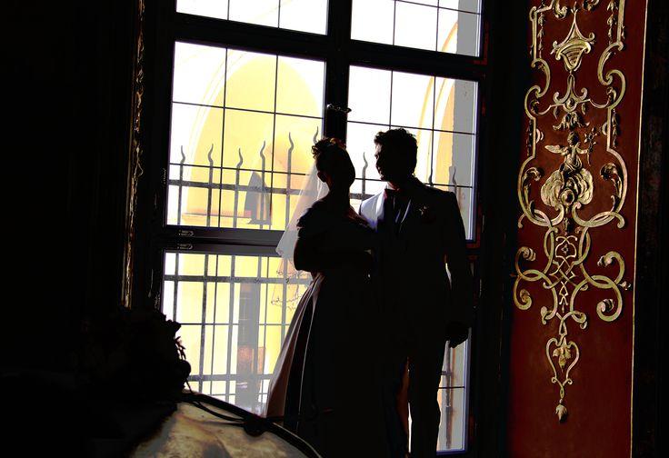 Свадебный силуэт