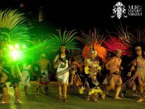 vestimenta azteca