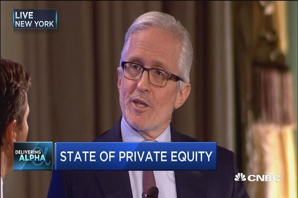 TPG Capital's James Coulter: Buyout is just a tool I'm an investor