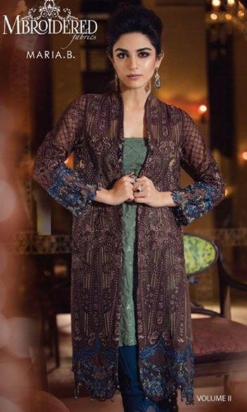 Shirt: Fabric: Embroidered Shirt with Sleeves Shalwar/Trouser: Fabric: Embroidered Trouser Dupatta: Fabric: Printed Lawn Dupatta