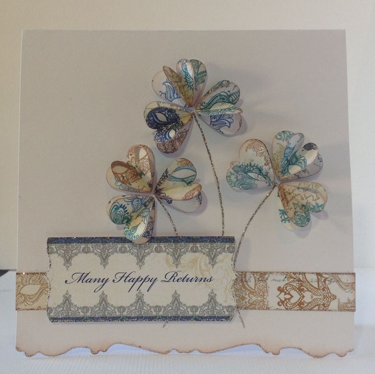 Venetian Collection cards created by Julie Hickey