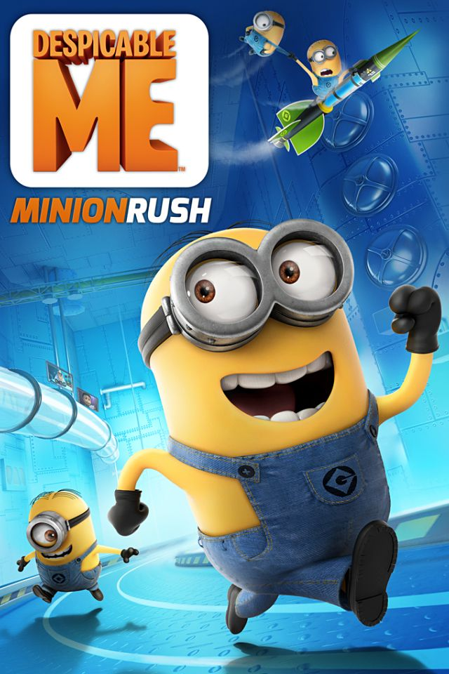 Despicable me minion rush! A new game based on temple run but is more like subway surfers! 8 out of 10 rating from me!