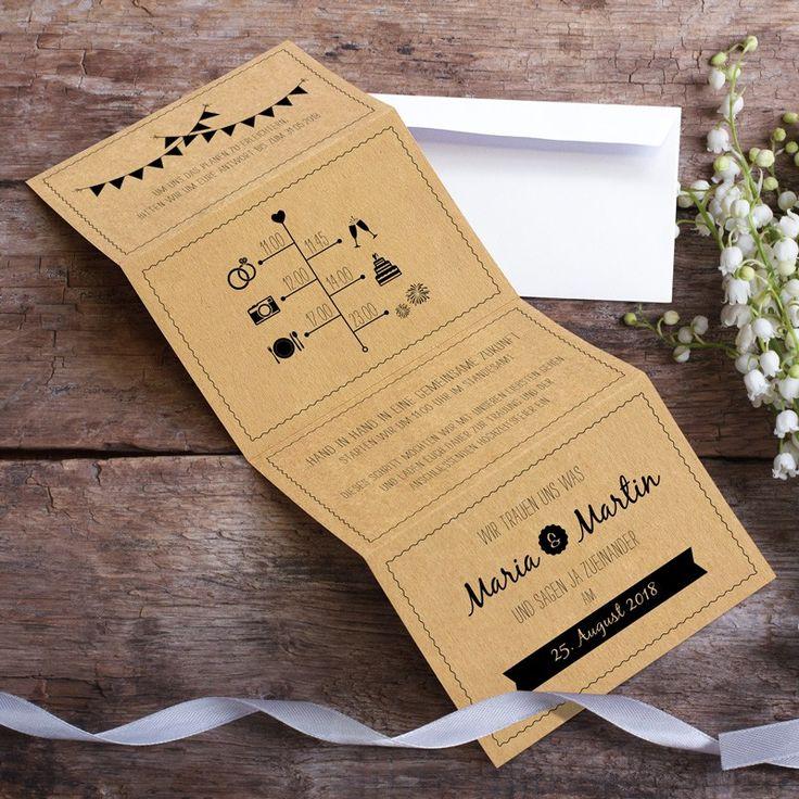 die besten 25+ einladungskarten hochzeit text ideen auf pinterest, Einladungsentwurf