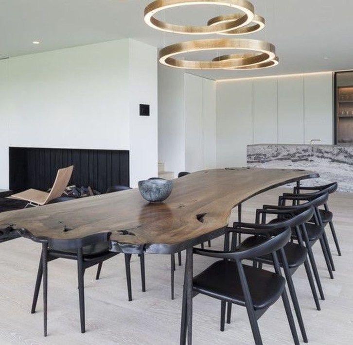49 Inspiring Dining Room Tables Modern Design Ideas Esstisch