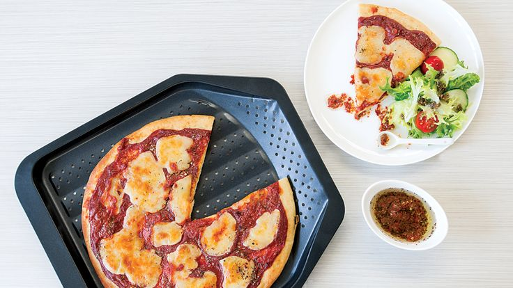 Marinara & Cheese Pizza