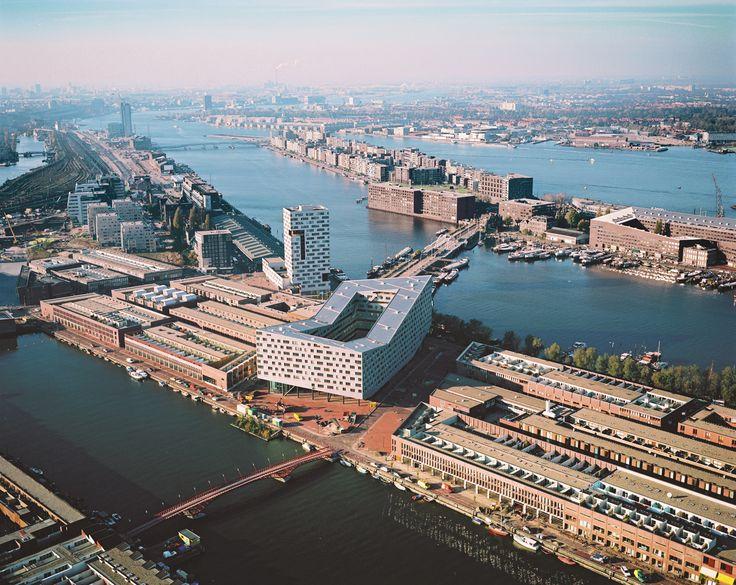 van Dongen–Koschuch Architects and Planners | Woongebouw The Whale, Amsterdam
