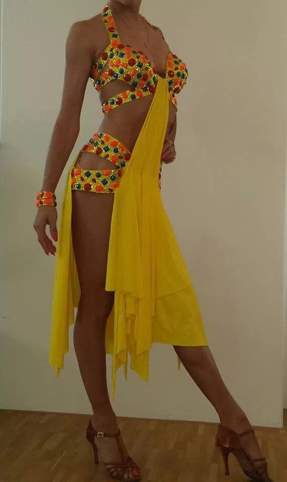 The perfect Zouk Dress