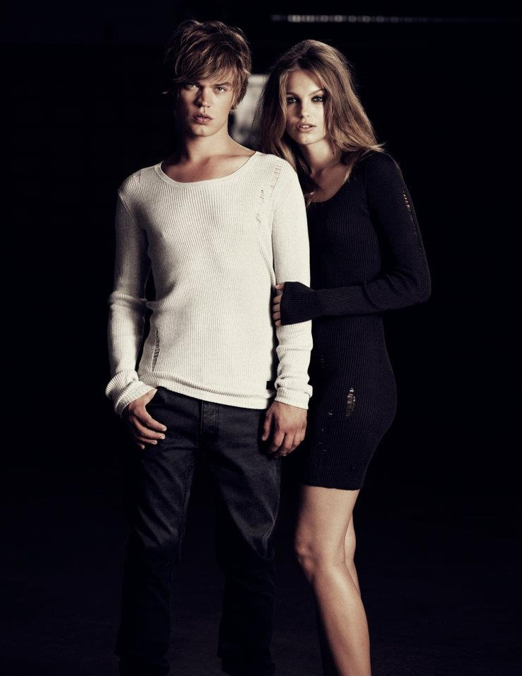 Tiger Of Sweden Jeans collection SS12