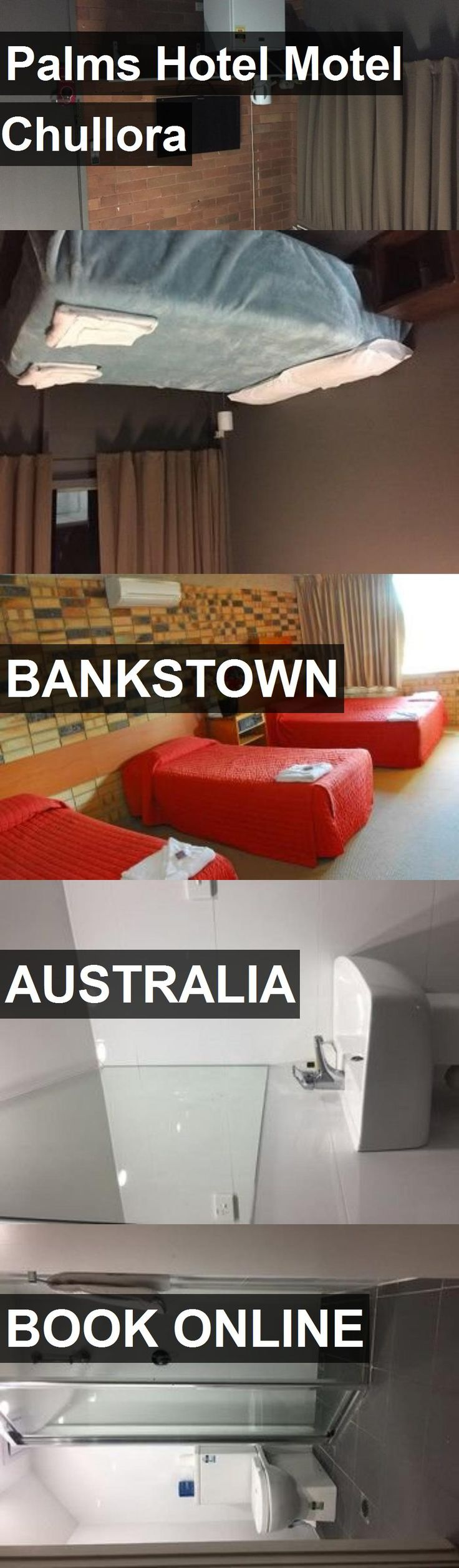 Hotel Palms Hotel Motel Chullora in Bankstown, Australia. For more information, photos, reviews and best prices please follow the link. #Australia #Bankstown #PalmsHotelMotelChullora #hotel #travel #vacation