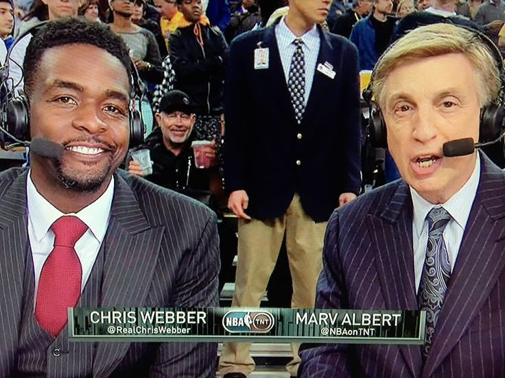 NBA Thursday on TNT from Oakland, CA | Chris webber, Chris