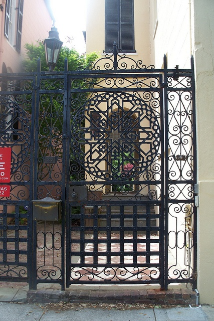 17 Best Images About Charleston Gates On Pinterest