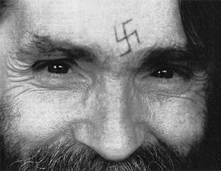 "Charles Manson- Charles Manson is a convicted serial killer who has become an icon of evil. In the late 1960s, Manson founded a hippie cult group known as ""the Family"" whom he manipulated into brutally killing others on his behalf."