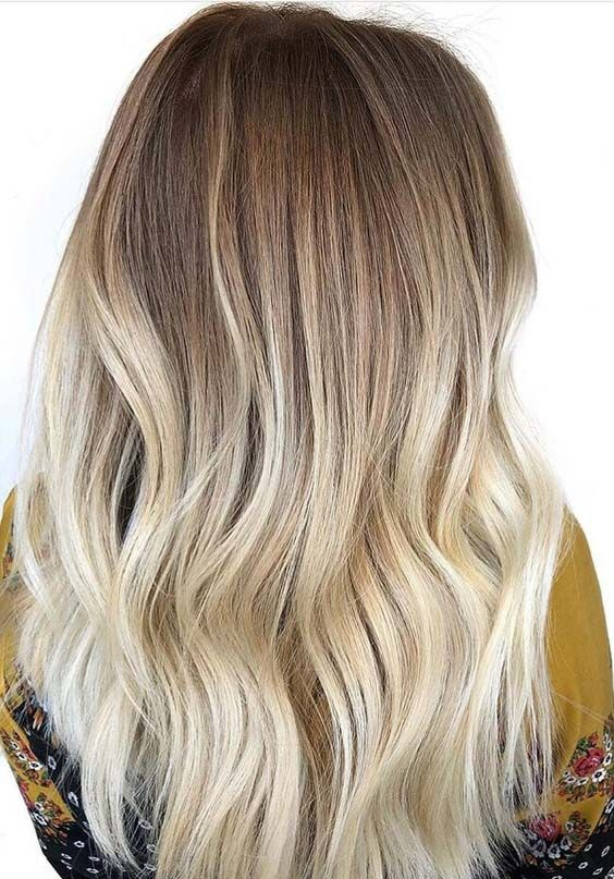 52 Gorgeous Sandy Blonde Balayage Hair Color Trends in 2018. We have  rounded up here