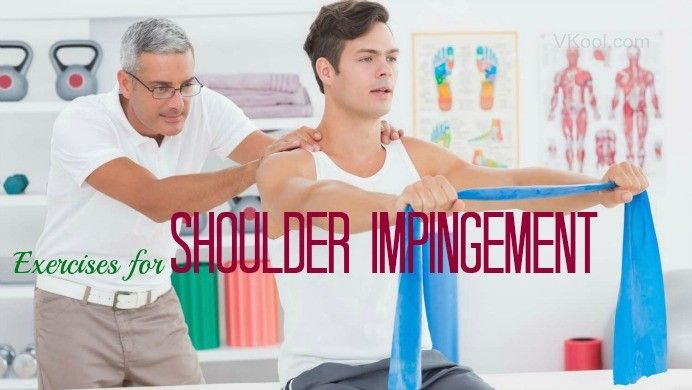 What are the best exercises for shoulder impingement syndrome? Here are top 38 movements you should try right now.