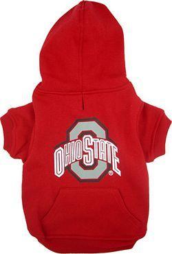 Ohio State Dog Sweater