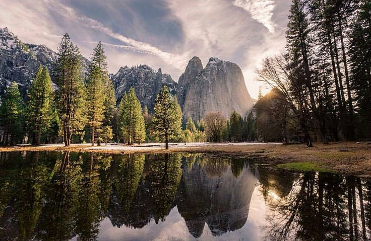#Yosemite never fails to impress! Since @nationalparkservice turns 100 years old in 2016 there will be 16 days in 2016 where the parks are free for everyone. The next entrance fee free dates: April 16-24! Thanks @nationalparkgeek for sharing using #bbctravel - and photo credit to @antiatlas. by bbc_travel