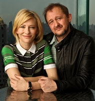Cate Blanchett and Andrew Upton of Sydney Theater and 'Vanya' - NYTimes.com