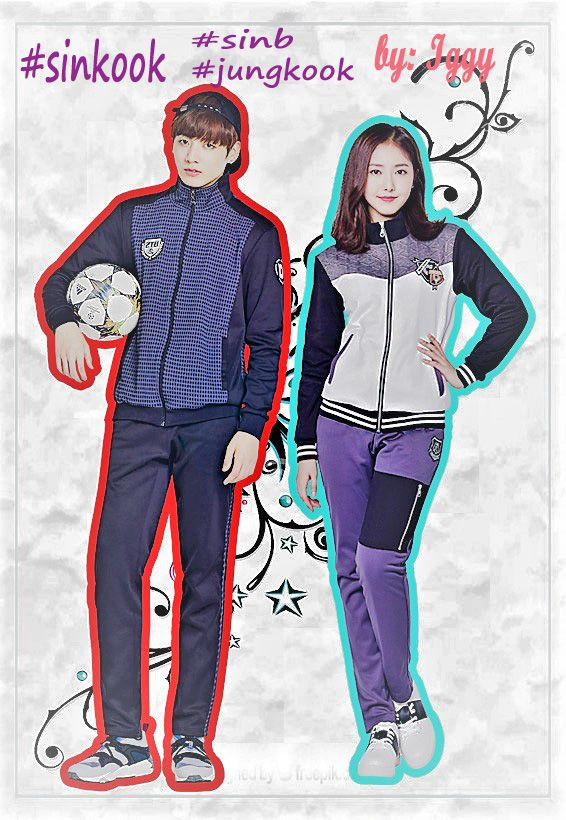 #bangtanfriend #sinkook #sinb #jungkook