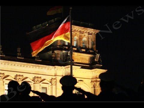 Großer Zapfenstreich anlässlich - 60 Jahre Bundeswehr - YouTube