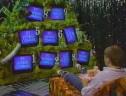 Remote Control - I used to watch this with my Dad... and I had such a crush on Dave Coulier