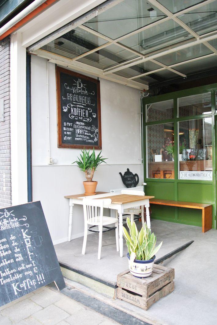 Hotspot Koffie Leute Utrecht