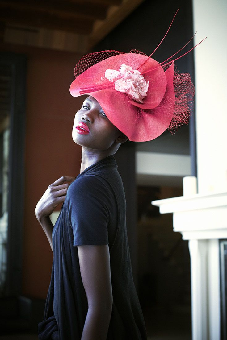 Wearing a hat does much more than get you noticed. Whether it's a day out at the races, a party or just walking down the street, illustrious milliner Pamela Martin explains how a hat is the perfect way to finish an outfit.