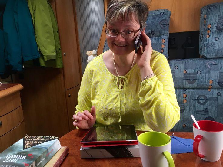 nach Hause telefonieren... von Themar nach Sinnersdorf