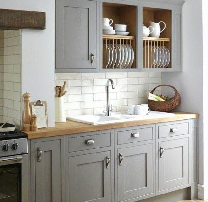 27++ Peindre une cuisine en bois trends