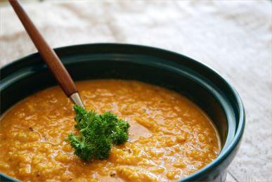 Denne gryta kan lett oppgraderes ved å tilsette forskjellige grønnsaker etter smak.