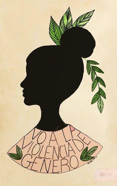 Quiero vivir: Cartel No a la Violencia de Género