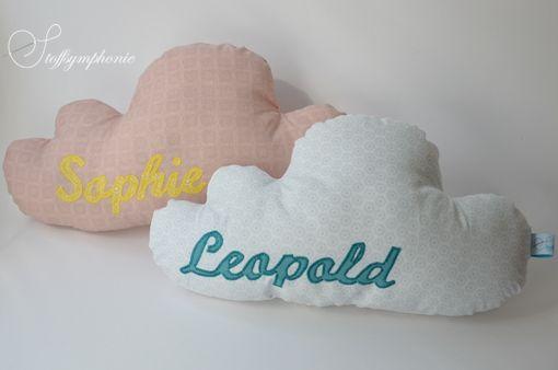 my cloud pillows