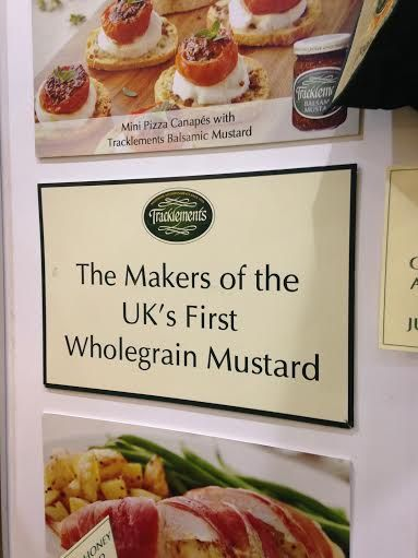 Tracklements - makers of the UK's first Wholegrain Mustard #Tracklements #Wholegrain #Mustard #UK #Show