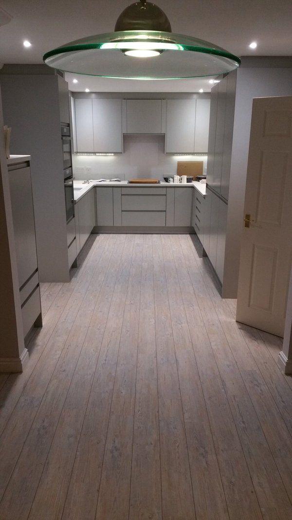 Leigh Baker, Camaro White Limed Oak With Walnut Marquetry Strip. Flooring  InstallationKitchen ...