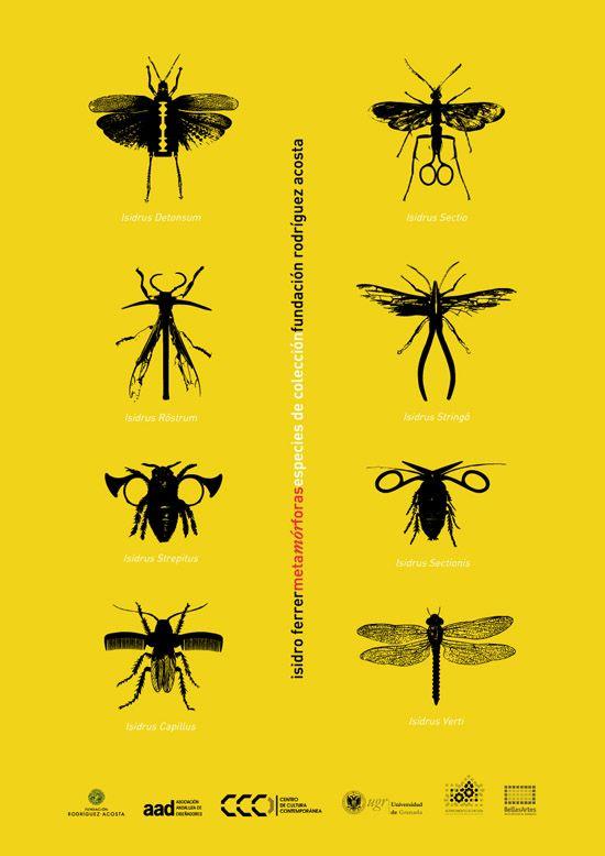 Isidro Ferrer | History of Graphic Design