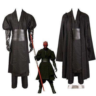 For Jordan. - Star Wars Darth Maul Cosplay Costume Custom Made Full Set