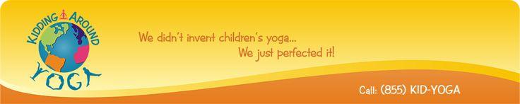 Upcoming Kids Yoga Teacher Trainings - Kidding Around YogaKidding Around Yoga