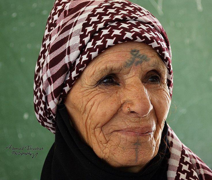 From northern Jordan. Photo credits Ahmad Thyabat. | Anthropologie du tatouage ...