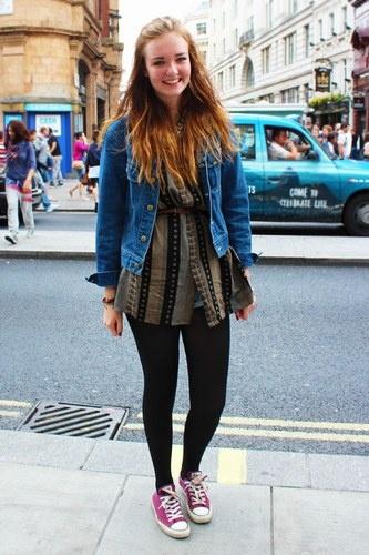 London Summer Style