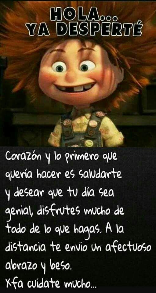 Buenos Días Corazón Tablero Good Morning Love Amor Quotes Y