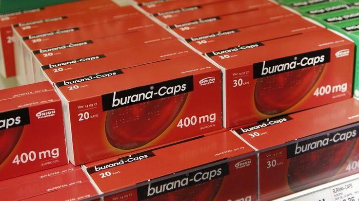 """Palauta Burana-Capsit välittömästi apteekkiin – Orion: """"Emme tiedä, mitä siellä on"""""""