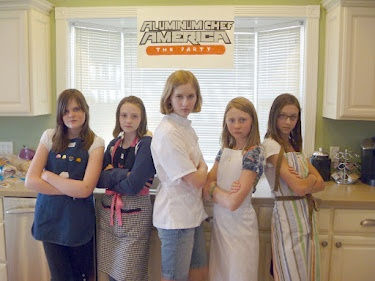 Iron Chef themed birthday party for teen/pre-teens.... This was my 13th birthday party everyone! Hope you enjoy the ideas!