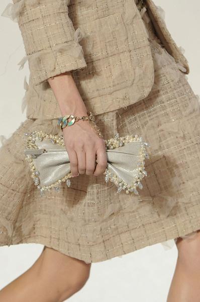 Chanel Spring 2012 - Details  #handbags