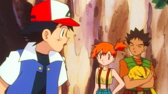 Brock and Misty will make a triumphant comeback in the Pokémon TV show