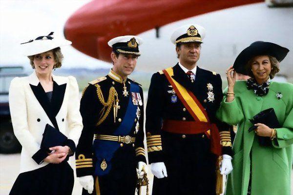 Queen Sofia of Spain, April 1986