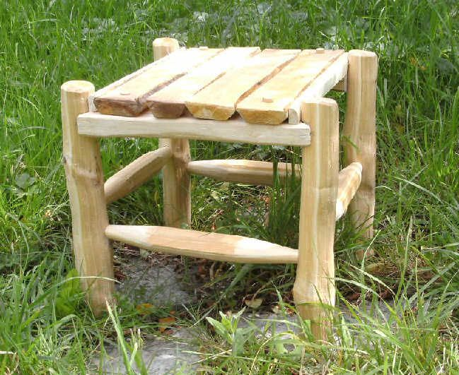 Green Woodworking : Making A Shave   Horse