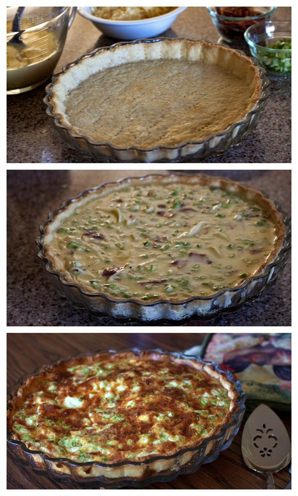 How to Make Quick Quiche Lorraine | Barbara Bakes