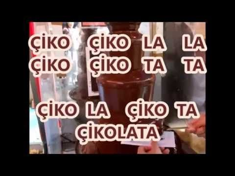 ÇİKOLATA Orff Şarkısı Do Minör Nihavend Karaoke Şarkı Sözü Orff Eğitimi